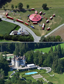 Voir ma maison vue satellite for Photo vue du ciel de ma maison